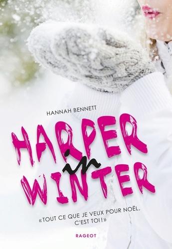 Hannah Bennett - Harper in winter.