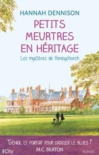 Téléchargez des livres dans fb2 Les mystères de Honeychurch 9782824613369 in French