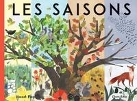 Hannah Pang et Clover Robin - Les saisons - Une année dans la nature.