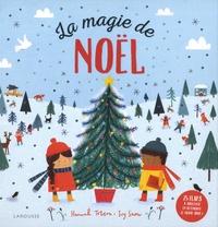 Hannah Tolson et Ivy Snow - La magie de Noël.