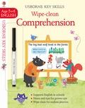 Hannah Watson et Anna Suessbauer - Wipe-clean comprehension - Age 5 to 6 english.
