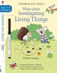 Hannah Watson - Wipe-clean Investigating Living Things.