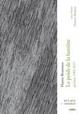 Hanne Bramness - Le poids de la lumière - Poèmes, 1983-2017 - Edition bilingue français-norvégien.