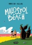 Hannelore Cayre - Malossol beach.