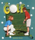 Hannelore Sotzek - Le golf.