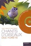 Hannu Jännes et Owen Roberts - Chants d'oiseaux des forêts. 1 CD audio