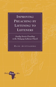 Hans Austnaberg - Improving Preaching by Listening to Listeners - Sunday Service Preaching in the Malagasy Lutheran Church.