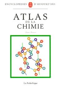 Atlas de la chimie - Hans Breuer  