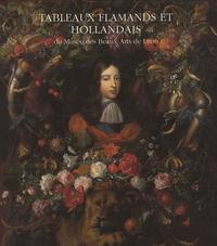 Hans Buijs et Maria van Berge-Gerbaud - Tableaux flamands et hollandais du Musée des Beaux-Arts de Lyon.