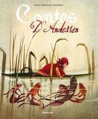 Hans Christian Andersen et Evelyne Faivre - Contes d'Andersen.