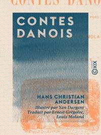 Hans Christian Andersen et Yan Dargent - Contes danois.