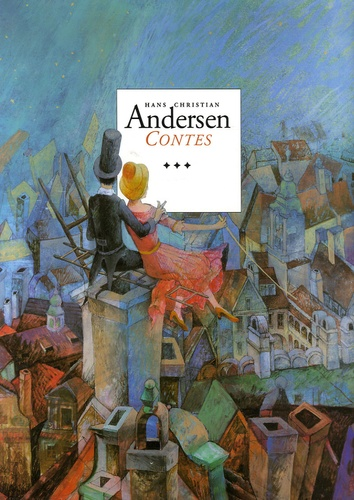 Hans Christian - Andersen Contes - Tome 3.