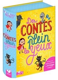 Hans Christian Andersen et Aurélie Desfour - Des contes plein les yeux - Un livre, une caméra-projecteur et 24 images à projeter !.