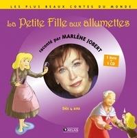 Hans Christian Andersen - La petite fille aux allumettes. 1 CD audio