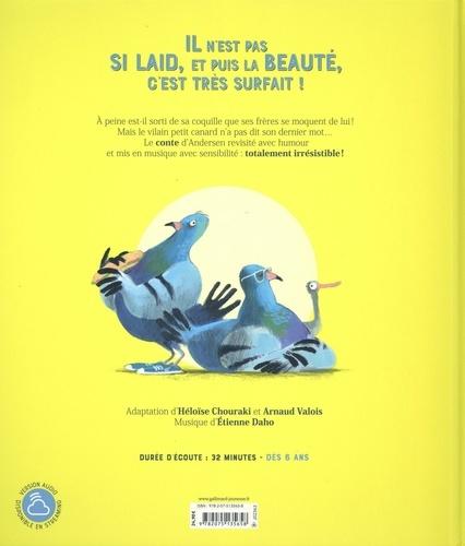 Le vilain petit canard  avec 1 CD audio