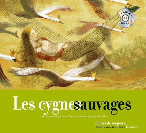 Les Cygnes Sauvages Hans Christian Andersen Decitre