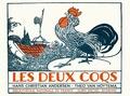 Hans Christian Andersen et Theo Van Hoytema - Les deux coqs.