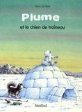 Hans De Beer - Plume et le chien de traîneau.
