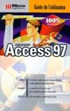 Hans-Dieter Radke - Access 97 - Microsoft.