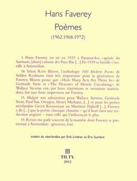 Hans Faverey - Poèmes.