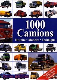 Hans G. Isenberg - 1000 Camions - Histoire, modèles, technique.
