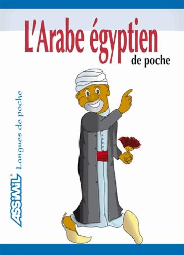 L Arabe Egyptien De Poche Poche