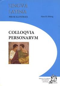 Hans-H Orberg - Lingua Latina per se illustrata - Colloquia Personarum.