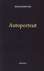 Hans Hartung - Autoportrait.