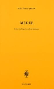 Hans-Henny Jahnn - Médée.