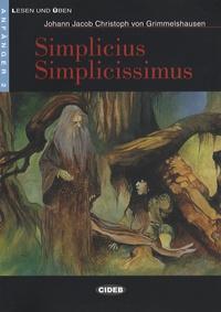 Hans Jacob von Grimmelshausen - Simplicius Simplicissimus. 1 CD audio
