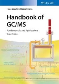 Deedr.fr Handbook of GC-MS - Fundamentals and Applications Image