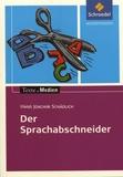 Hans Joachim Schädlich - Der Sprachabschneider.