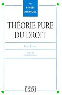 Hans Kelsen - Théorie pure du droit.