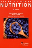 Hans Konrad Biesalski et Peter Grimm - Atlas de poche de nutrition.