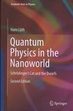 Hans Lüth - Quantum Physics in the Nanoworld - Schrödinger's Cat and the Dwarfs.