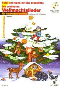Spiel und Spass mit der Blockflöte - Die schönste Weihnachtslieder für Sopranblockflöte.pdf