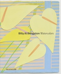 Hans Neuendorf - Billy al Bengston - Watercolors.