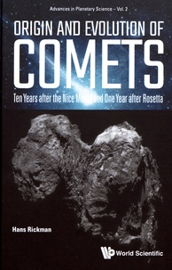 Hans Rickman - Origin and Evolution of Comets - Ten years after the Nice Model and one year after Rosetta.