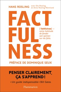 Factfulness - Hans Rosling |