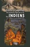Hans Rudolf Rieder - Contes et légendes des premiers âges de la vie des Indiens - Le folklore des Peaux-Rouges.