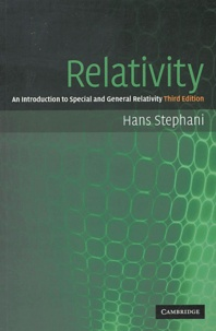 Relativity- An Introduction to Special and General Relativity - Hans Stephani | Showmesound.org