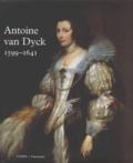 Hans Vlieghe et  Collectif - Antoine Van Dyck , 1599-1641 - [Koninklijk Museum von Schone Kunsten, Anvers, 15 mai-15 août 1999, Royal academy of arts, Londres, 11 septembre-10 décembre 1999.
