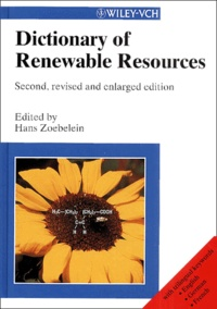 Dictionary of Renewable Resources. Second, revised and enlarged edition.pdf