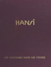 Hansi - Les clochers dans les vignes.