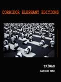 Hanson Mao - Taïwan - Livre photographique.