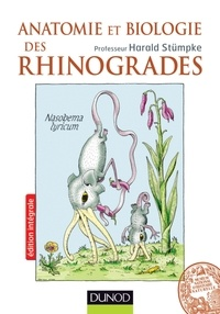 Harald Stumpke - Anatomie et biologie des Rhinogrades.