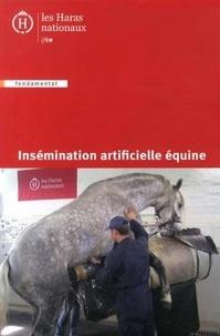 Haras nationaux (France) - Insémination artificielle équine.