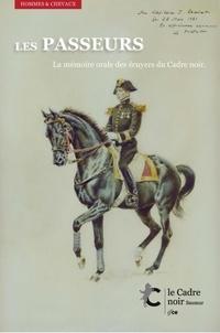 Haras nationaux (France) - Mémoires des écuyers du Cadre Noir.