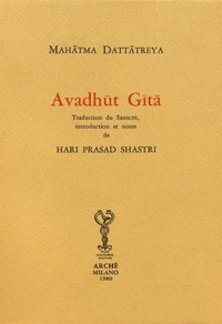 Hari Prasad Shastri - Avadhut Gîtâ.