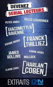 Harlan Coben et Karine Giebel - Extraits gratuits  : Recueil Serial Lecteurs 2014 - extraits gratuits.